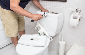Toilet Repairs in the Warminster Area